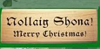 Merry Christmas in Gaelic